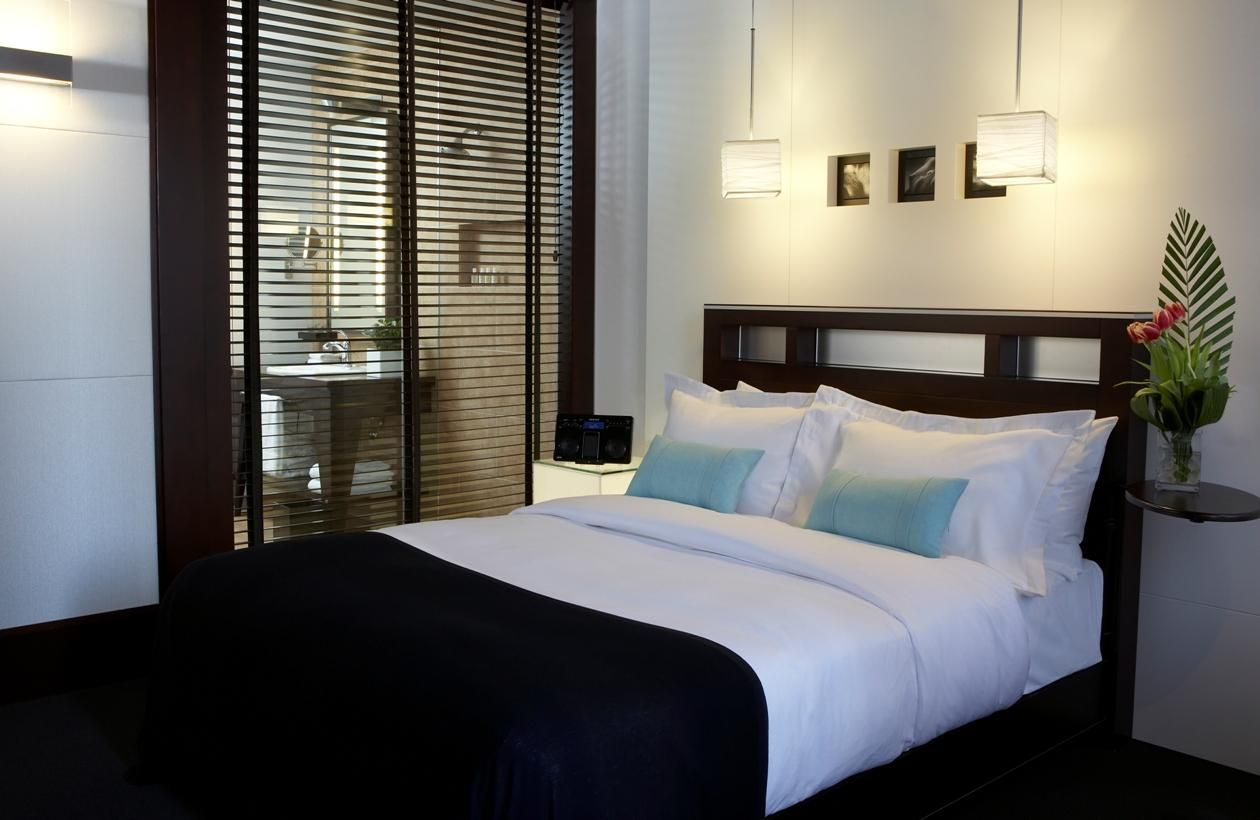 idee deco chambre d'hotel