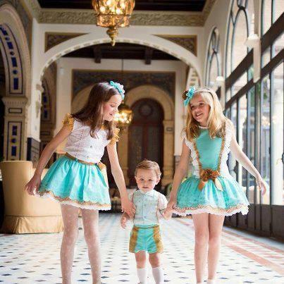 la rana moda infantil