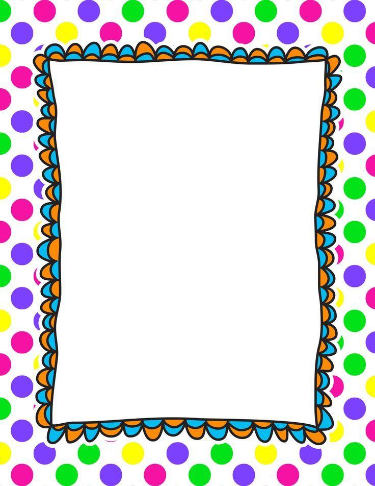 Imagen relacionada marcos y bordes pinterest marcos for Decoraciones para trabajos