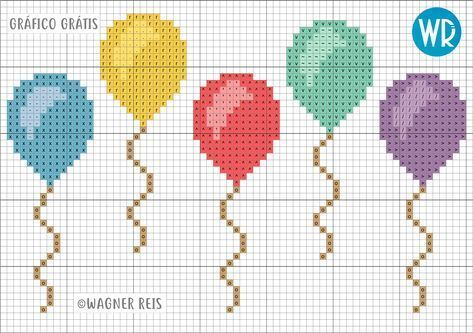 Photo of Farfalle Cross Stitch Baby, Beaded Cross Stitch, Free Cross Stitch Charts, …