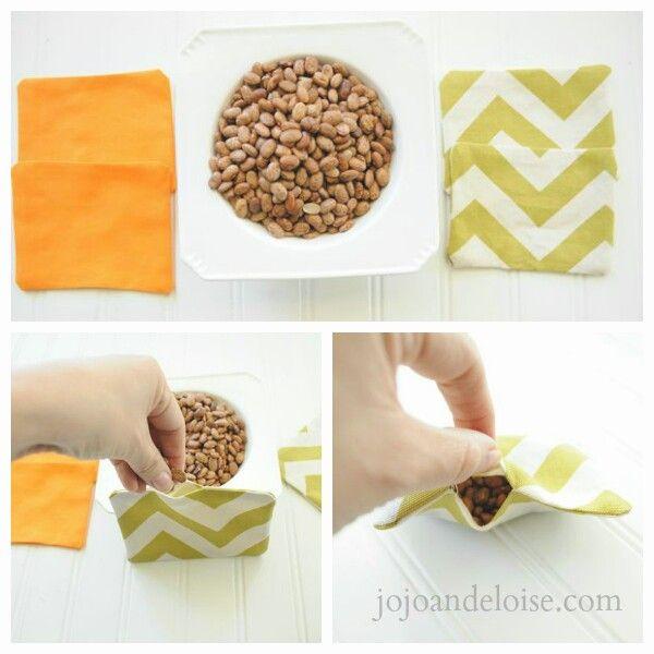 DIY Bean Bag Game
