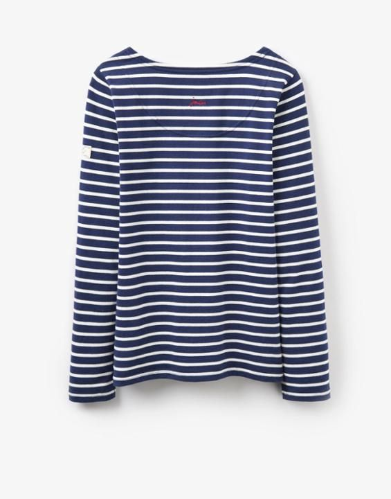 W Joules Bay Ladies Jersey Top