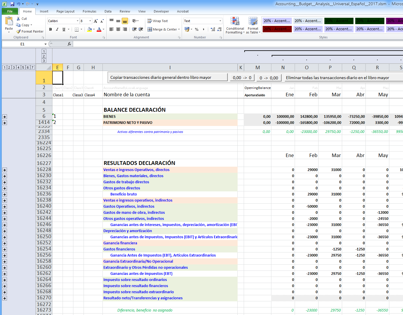 Accounting And Planning Software For Small Business  Excel
