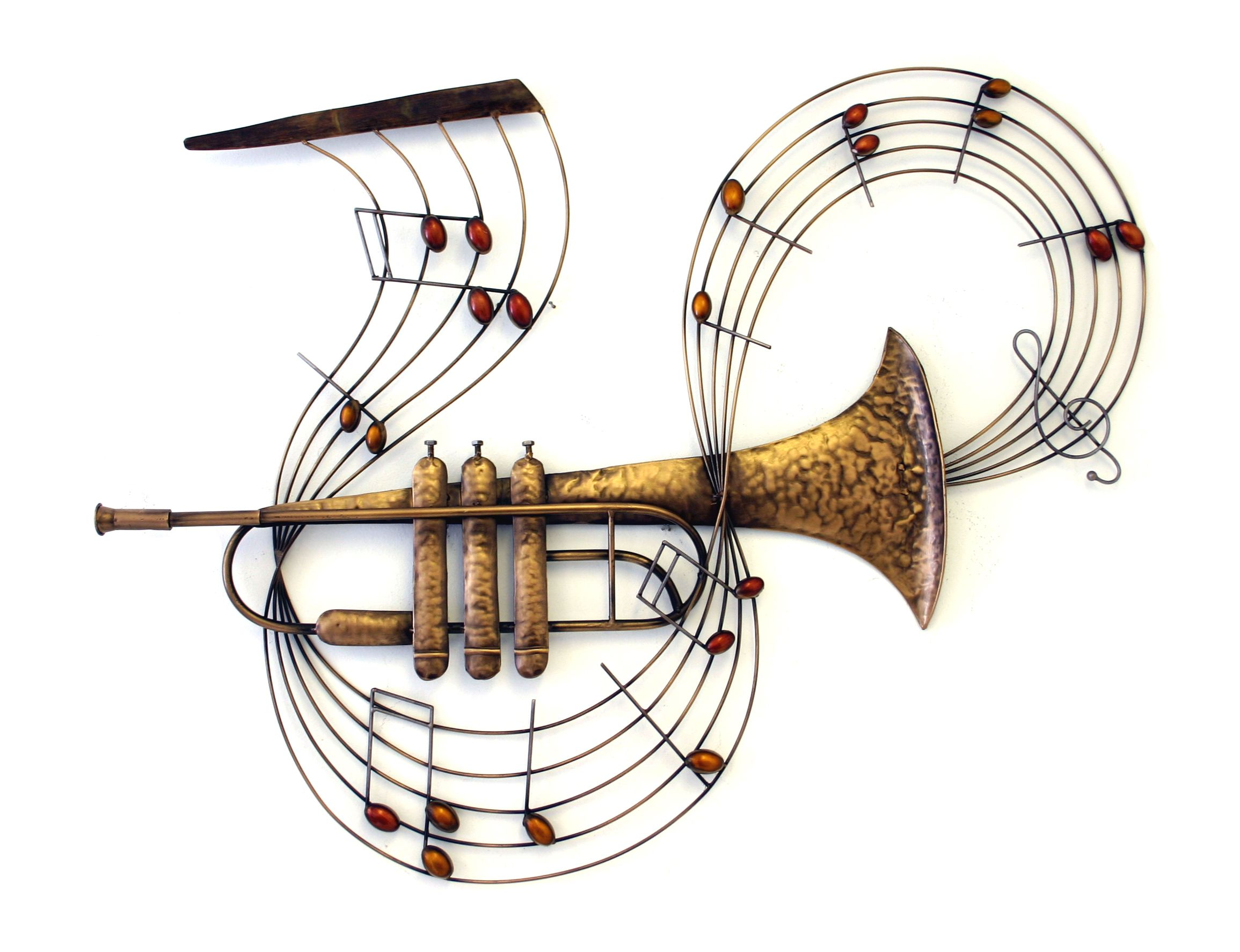 Image result for trumpet playing notes