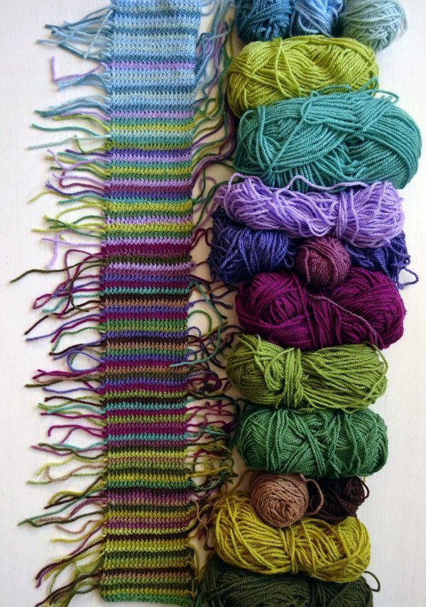 Moorland Blanket CAL :: Introduction | קרושה - שמיכות | Pinterest