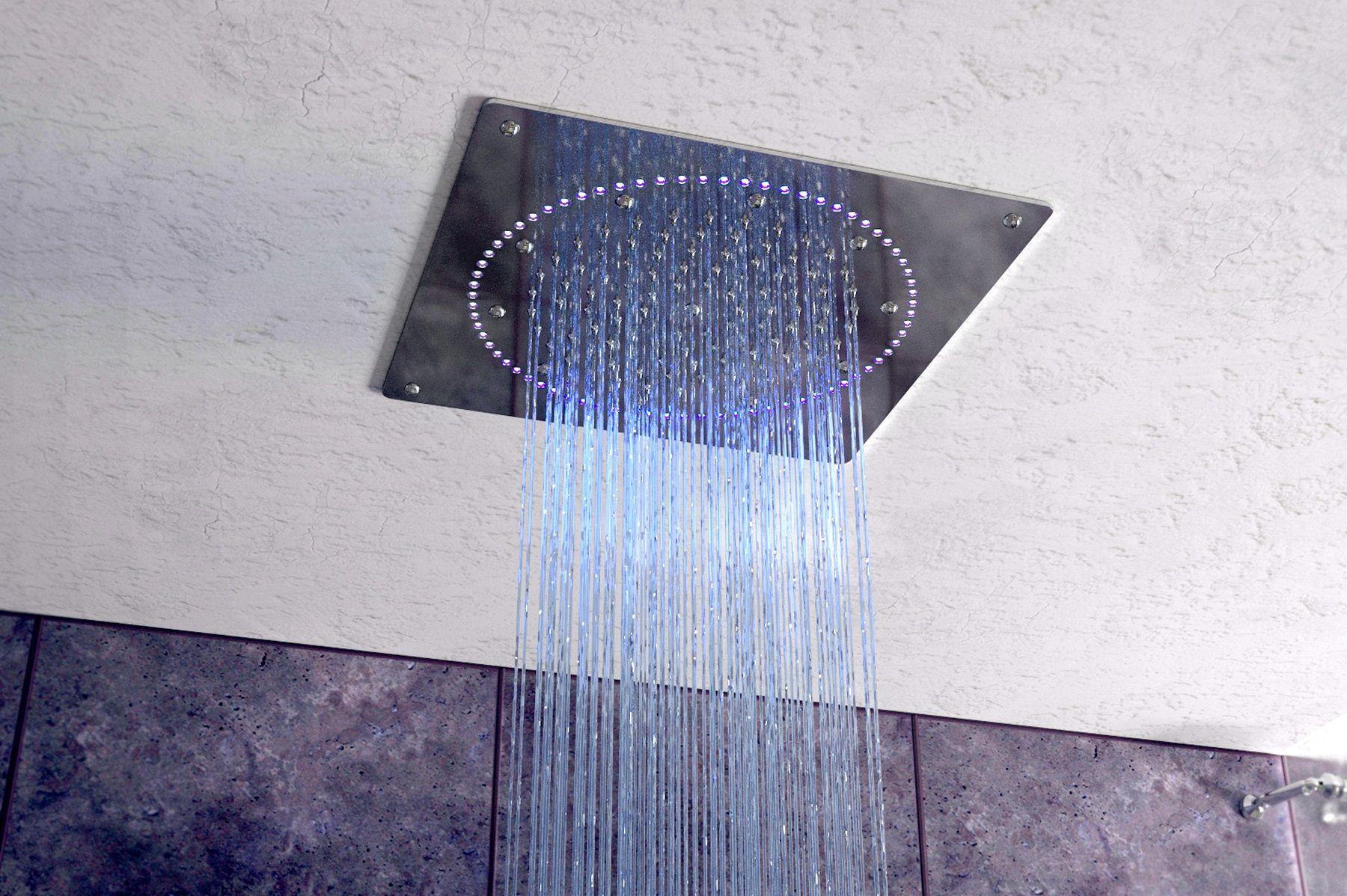 Galaxy Bcsq 270 Built In Shower Head Shower Design Shower Heads