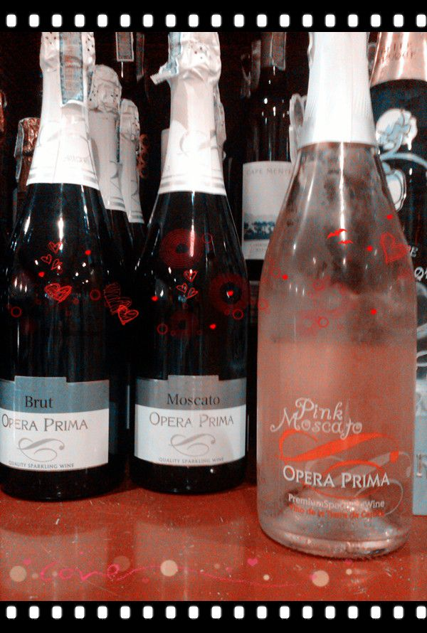 Opera Prima Pink Moscato Best Choice Ever For A Wedding Sparkling
