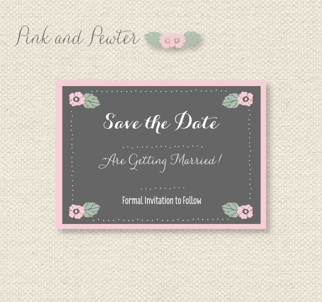 download free printable save the dates pantone colours 2013