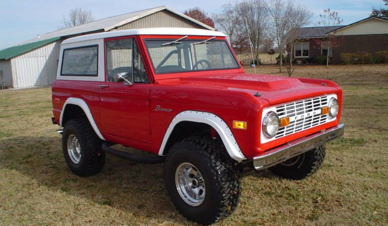 1970 Ford Bronco Pictures Cargurus Ford Bronco Bronco Old Ford Bronco