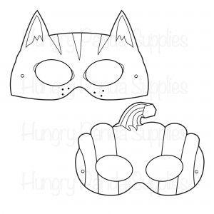 Pin On Printable Paper Masks