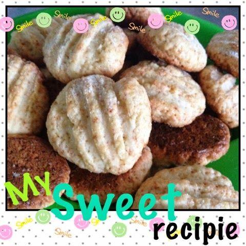 Biscoito de Açúcar {Sugar Cookies Recipe}
