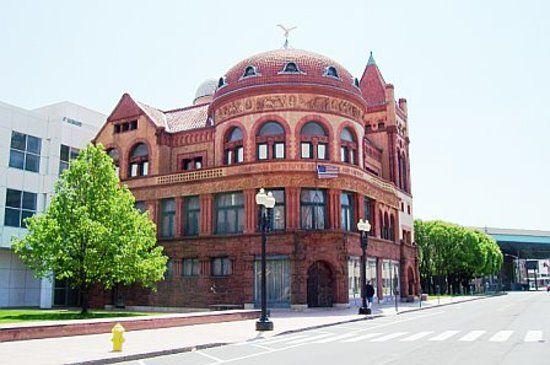 Barnum Museum Bridgeport Ct Museum Connecticut Places