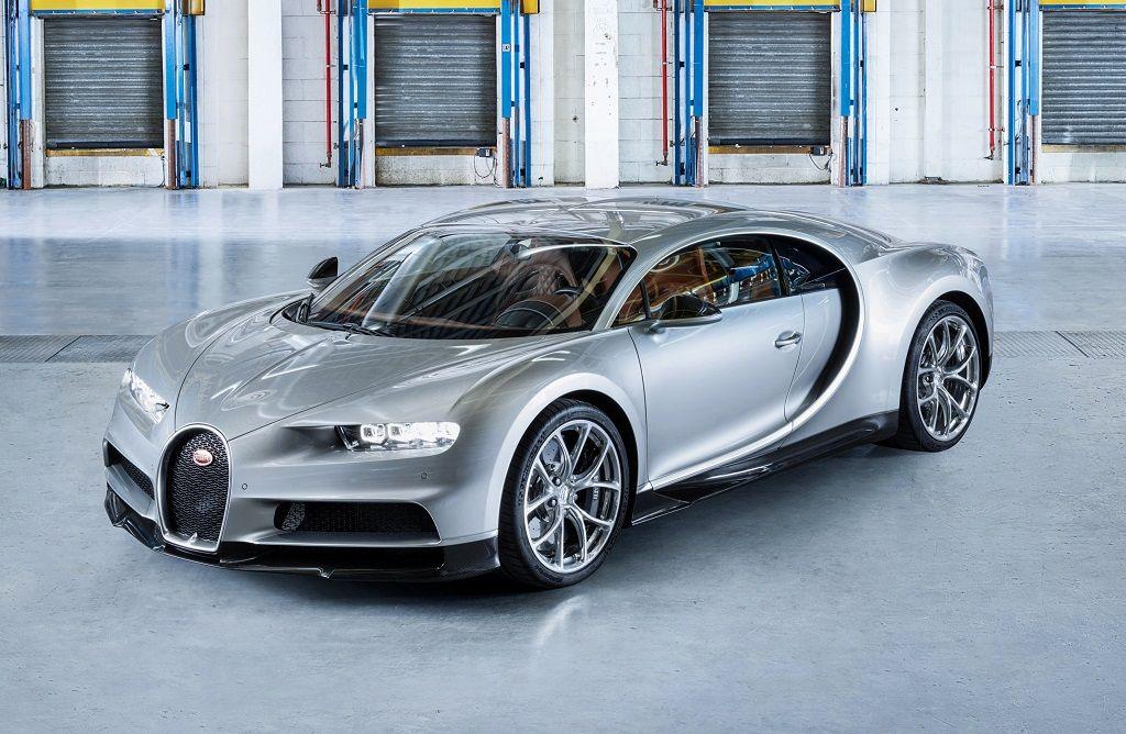 Újabb díj a Bugatti Chironnak Bugatti, Autók