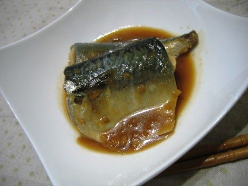 Simmered+Mackerel+in+Miso