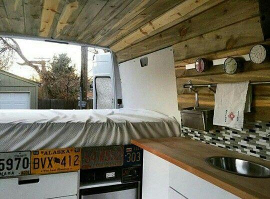Pin by Josta Grinwis on camper | Pinterest | Van life, Vans and Diy ...
