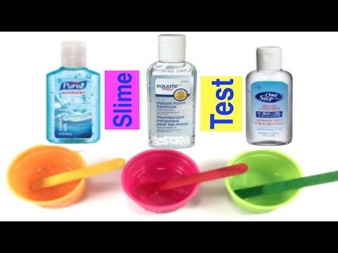 How To Make Slime Without Glue Borax Detergent Contact Lens
