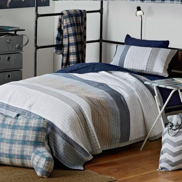 Excellent Nautica Tideway Quilt Bed Bath Beyond Dorm Room Pillows Pabps2019 Chair Design Images Pabps2019Com