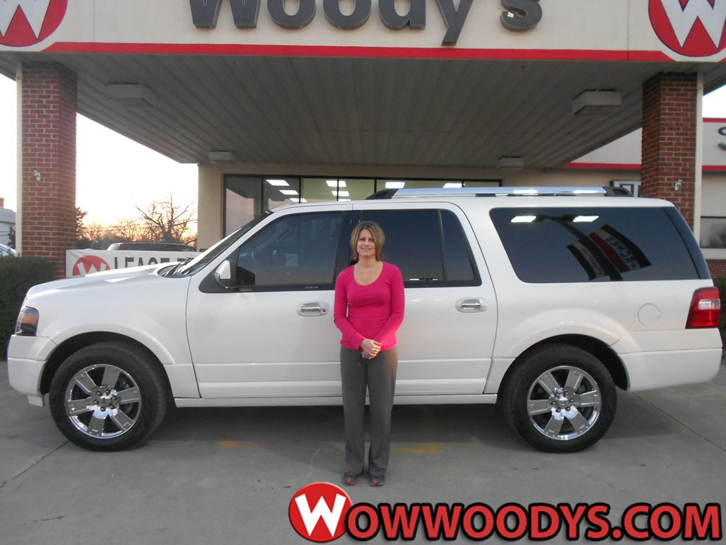 Congratulations Elizabeth On Your Ford Expedition From Casey