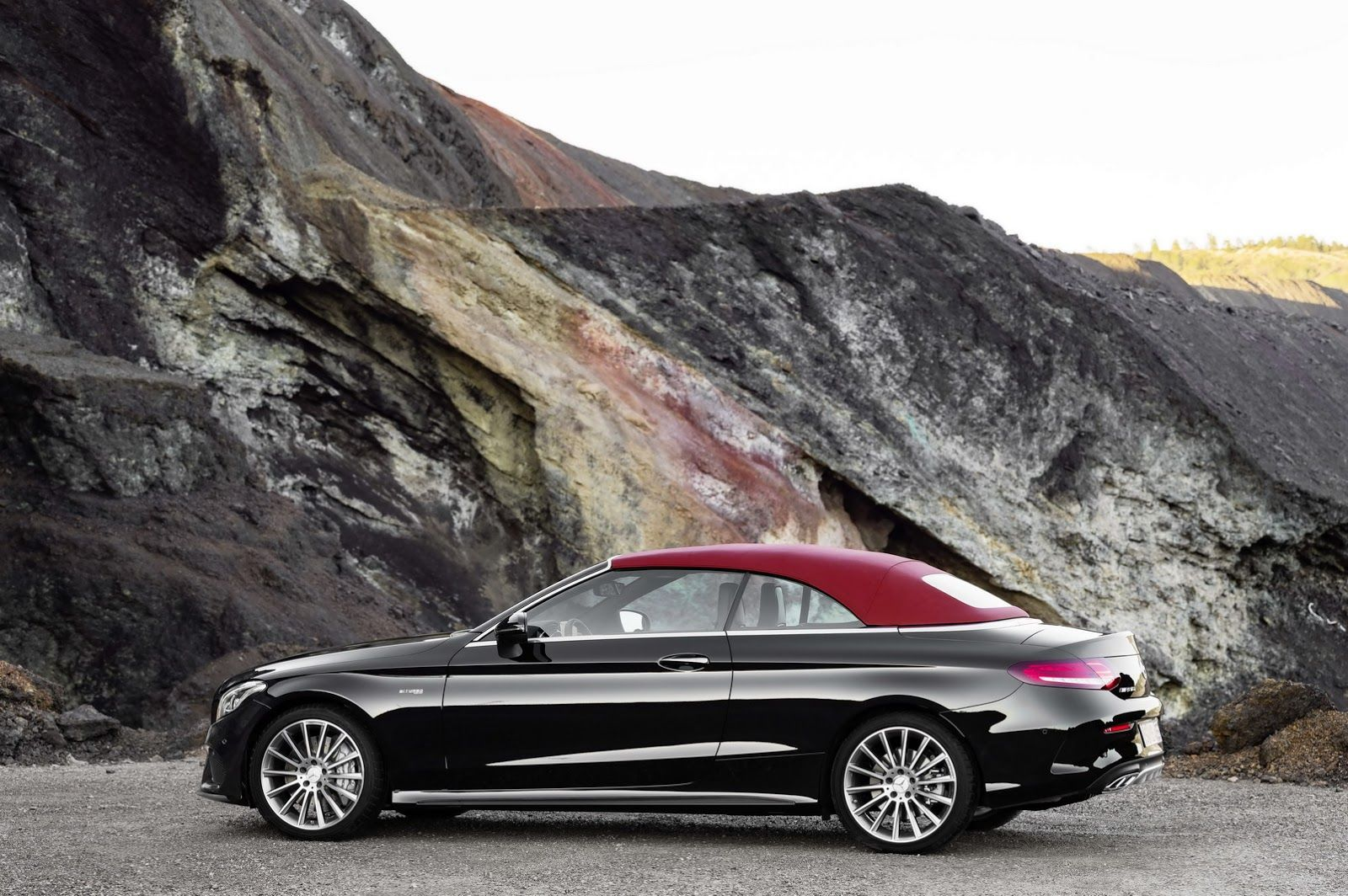 New 2017 Mercedes Benz C Class Convertible For That S Class Flair