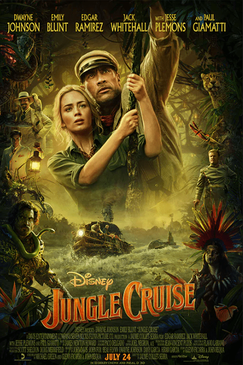 Jungle Cruise 2021 I 2020