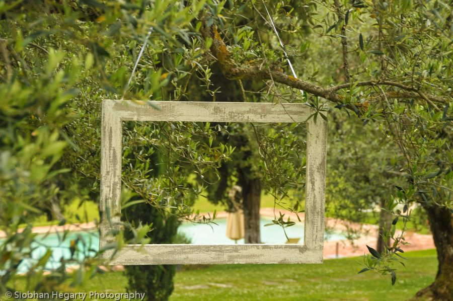 Wedding prop to share with your guests Umbria wedding.