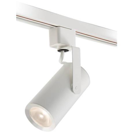 Philips Led White Mini Cylinder Head For Lightolier 6w360 Lamps Plus Philips Led Lightolier Track Lighting Fixtures