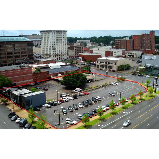Bibb St & Commerce • Montgomery / Alabama Project