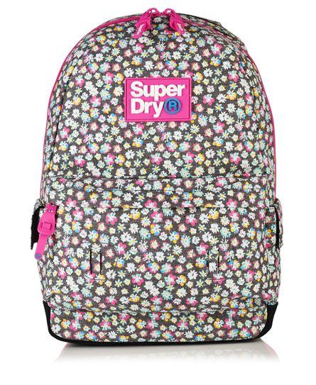 superdry Superdry women s Print Edition Montana rucksack. A fun ... 347df9fe20115