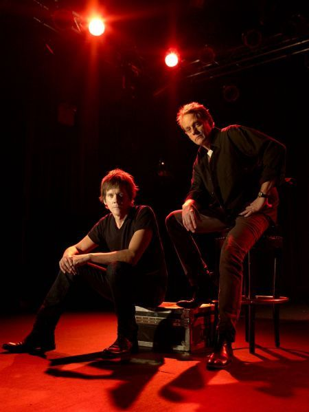 An exclusive chat with Michael and Kevin Bacon about The Bacon Brothers upcoming Nashville date.