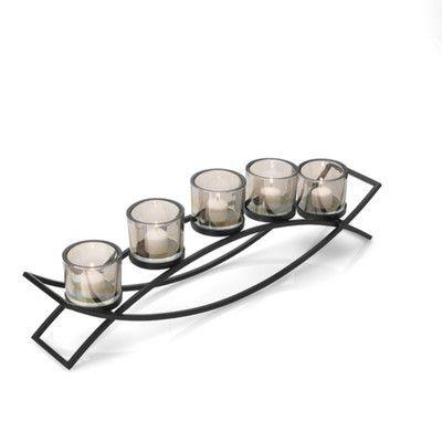 Mikasa 5 Light Double Arch Linear Candlebra