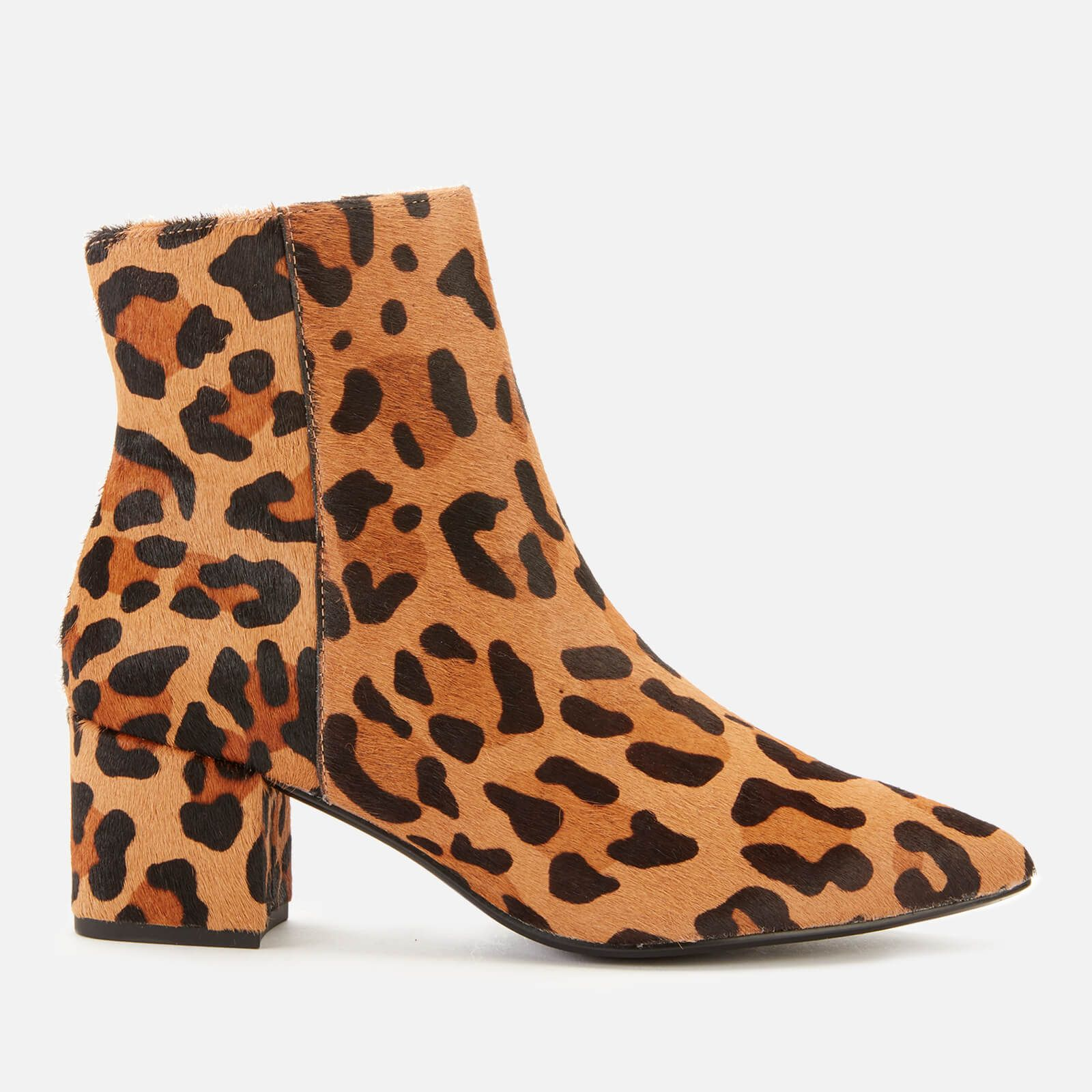 Dune Animal Print Ankle Boots in 2020