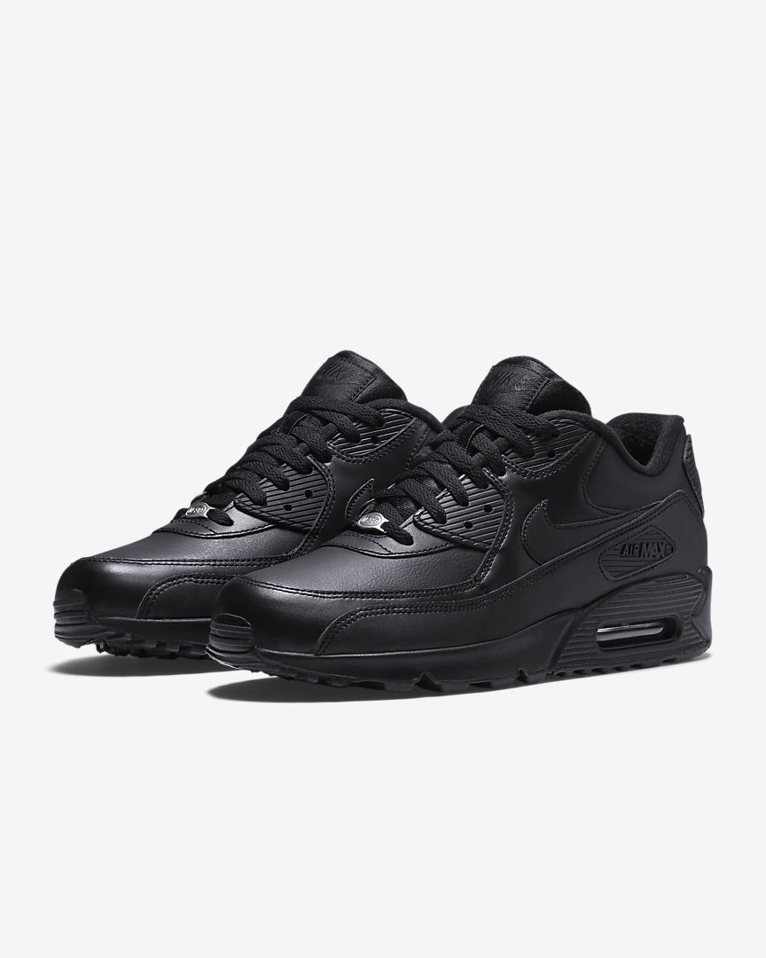 Calzado para hombre Nike Air Max 90 Leather | Nike air max ...