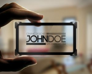 17 Best images about Plastic Business Cards on Pinterest ...