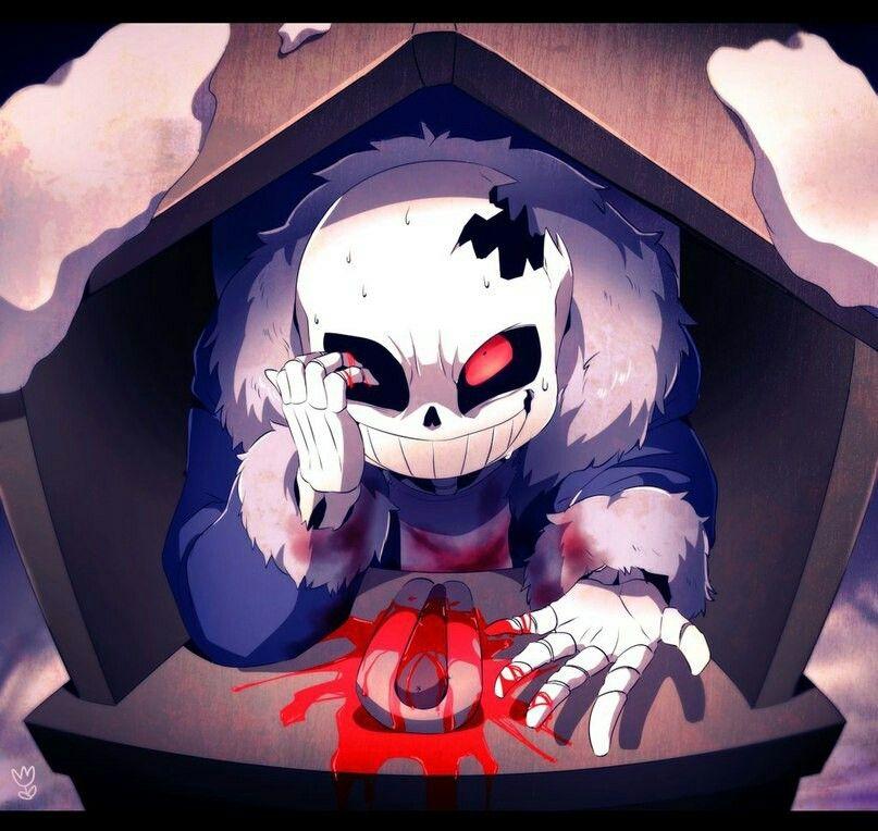 Horrortale Horror Sans Horror Sans Undertale Cute Horrortale