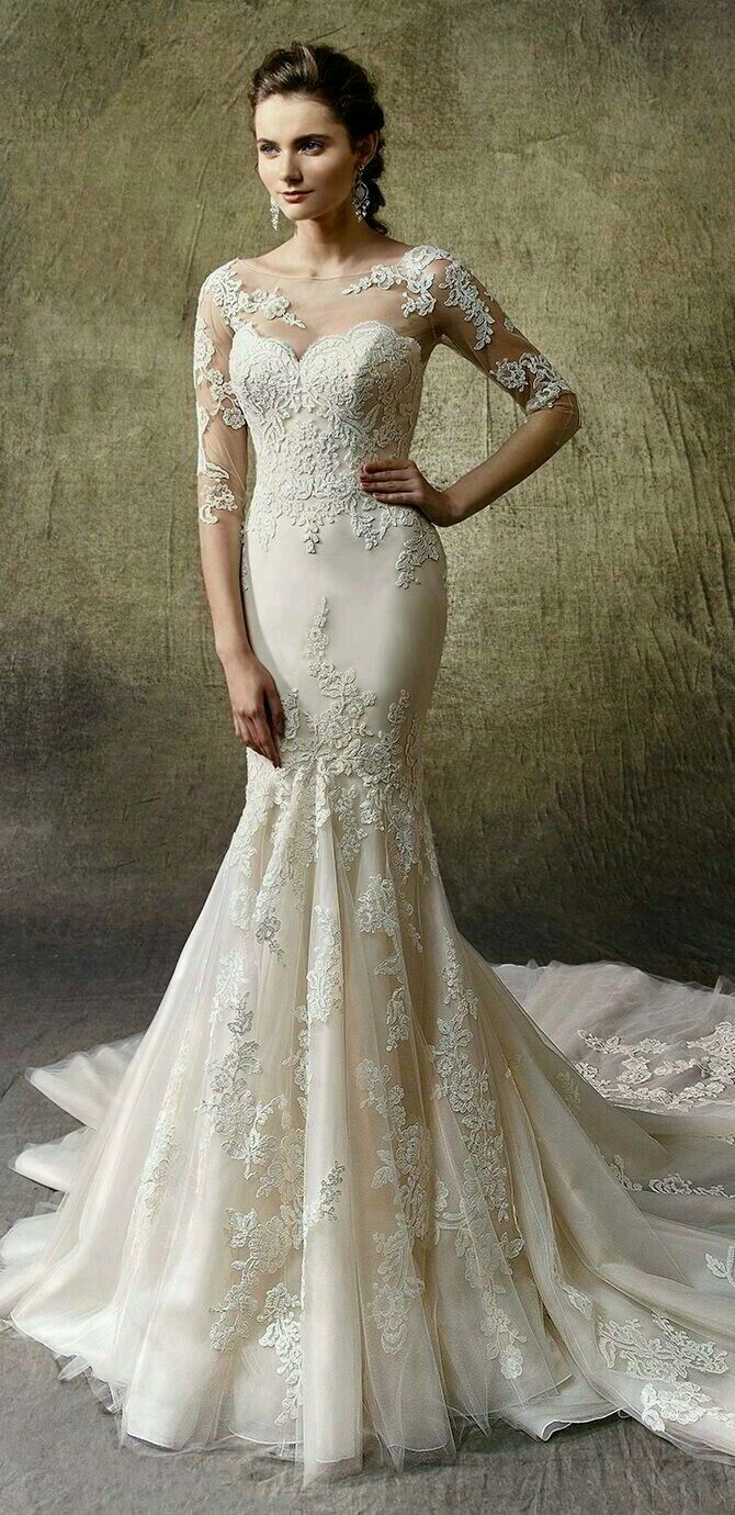 Pin by mary william on dresses in pinterest wedding dresses
