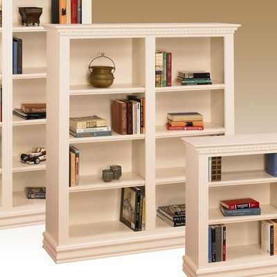 Ae Wood Designs Hampton Standard Bookcase Reviews Wayfair