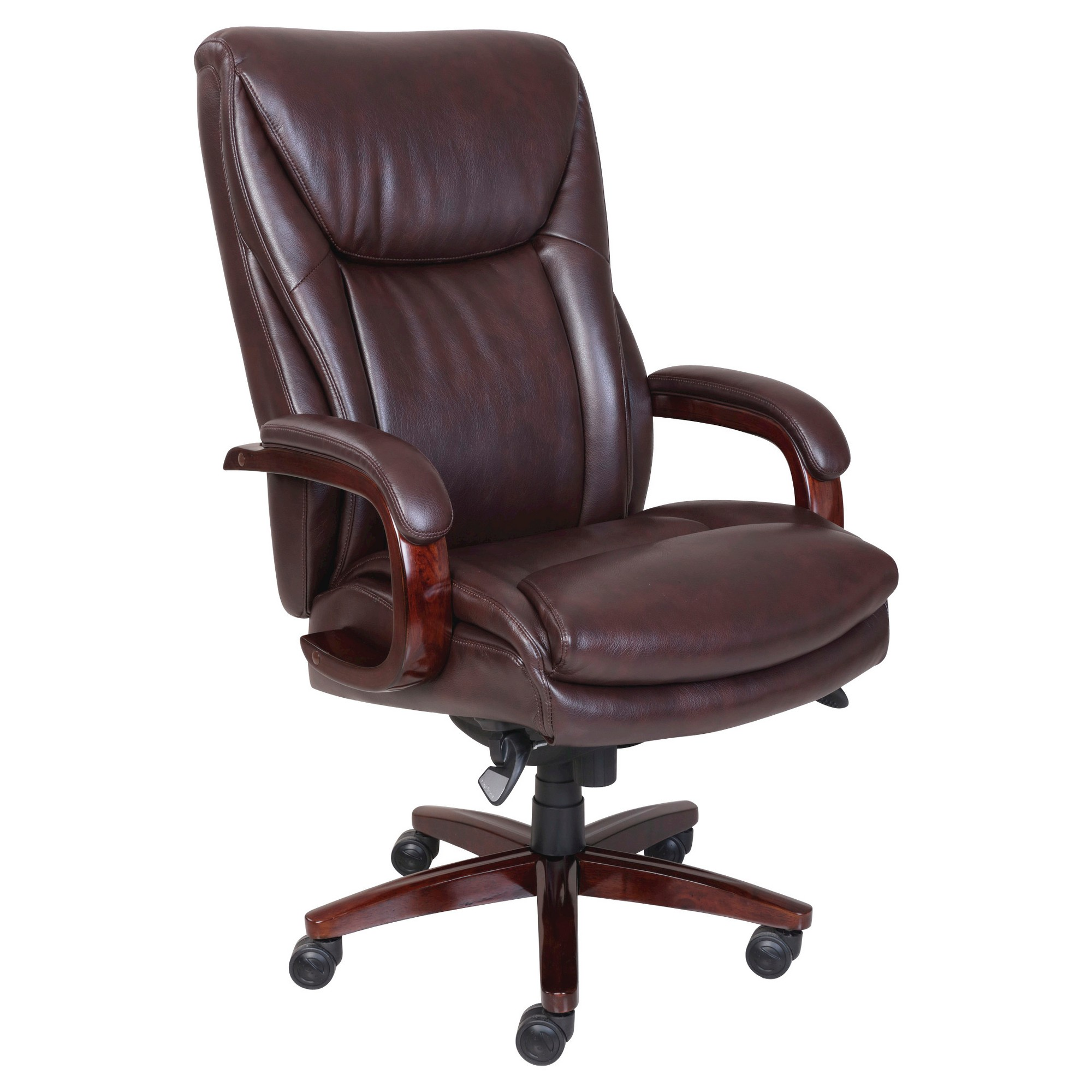 Big Tall Executive Chair Coffee La Z Boy Black Products