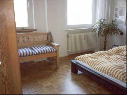 Nachher: Aus Alter Küche Und Nebenzimmer Wurde Das Neue Schlafzimmer    Aufgenommen Und Gepinnt Vom