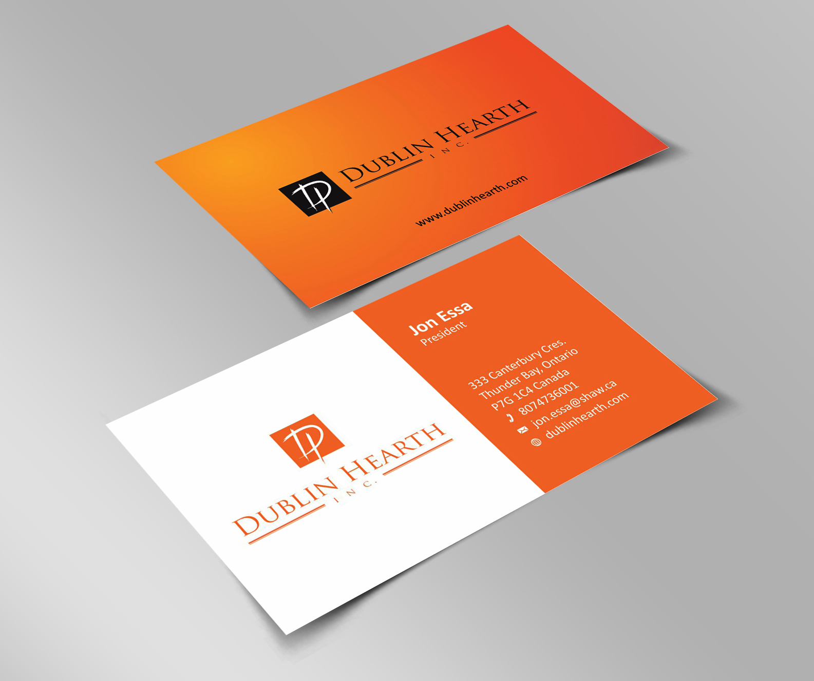 Design exclusive business card within 24 hours