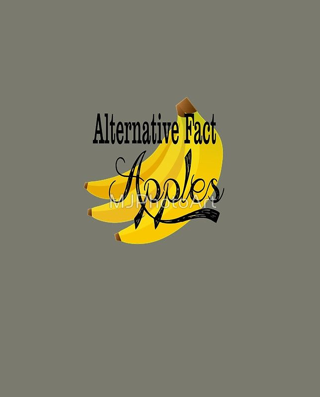 Alternative Fact Apples