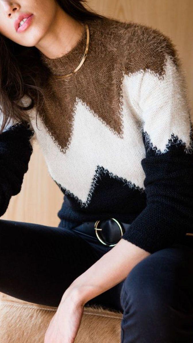 Pin di Laura Mazzonetto su KNIT   Maglione grigio, Cappotti