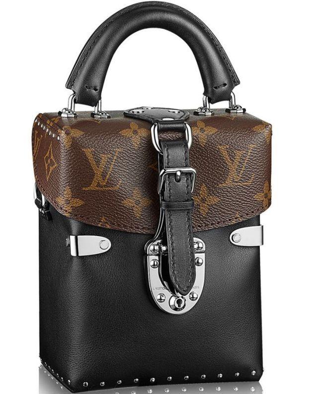 40a6d3b01c3ae Ovo je zvanično najslađa torba na svetu: Louis Vuitton Camera Box ...