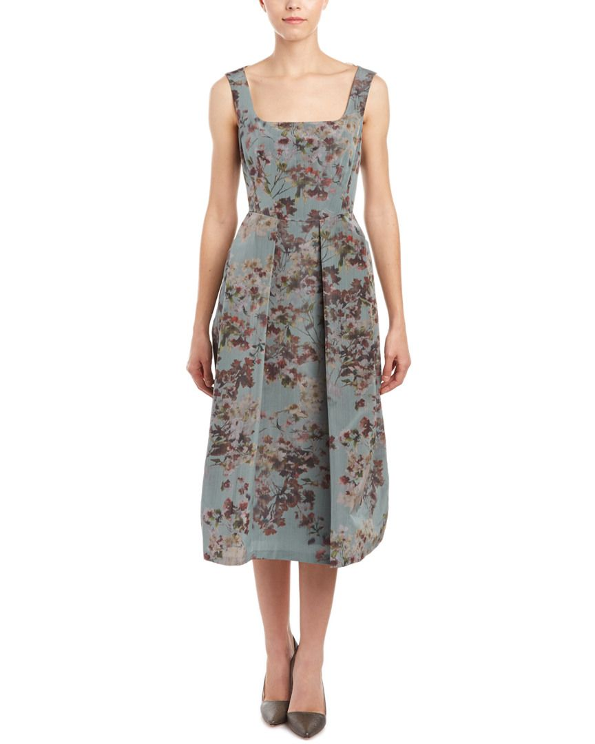 Kay Unger A-Line Dress is on Rue. Shop it now.
