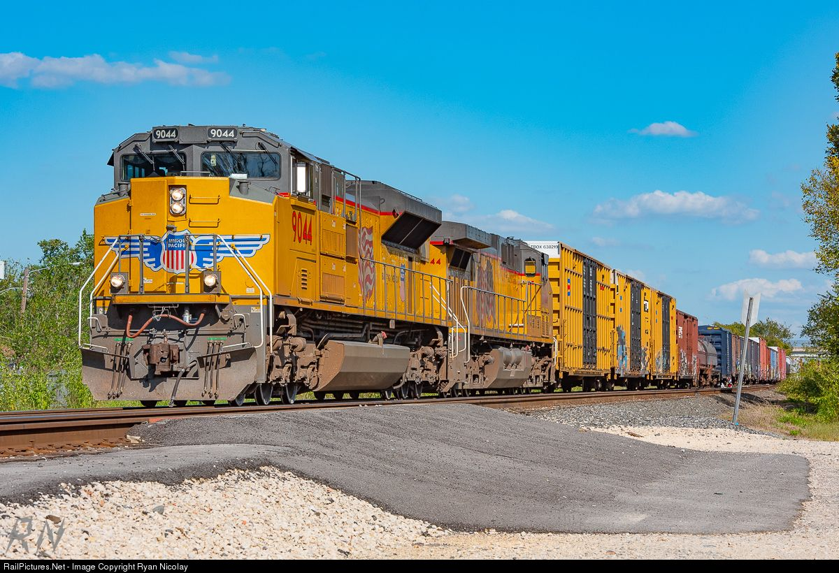 RailPictures Net Photo: 9044 Union Pacific EMD SD70ACe at