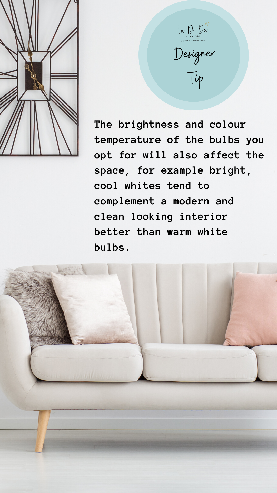 Our Interior Design Guru Steph Briggs shares her top tips in her latest blog to inspire you and transform your home! #interiordesigntips #interiordesigner