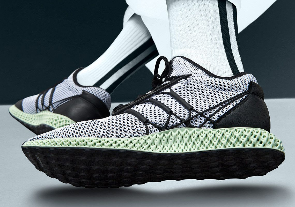 reputable site 9682c 0eddd The adidas Y-3 Runner 4D Is Releasing Soon