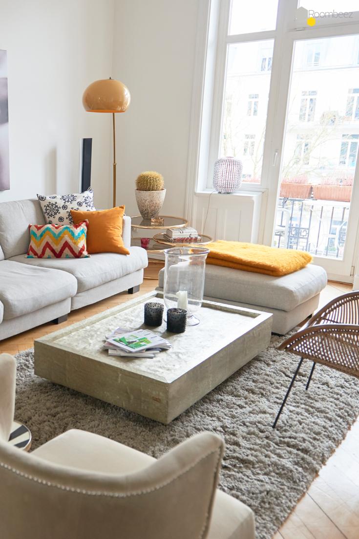 Modern Wohnen Mit Retro Chic Und Altbau Charme Wohnung