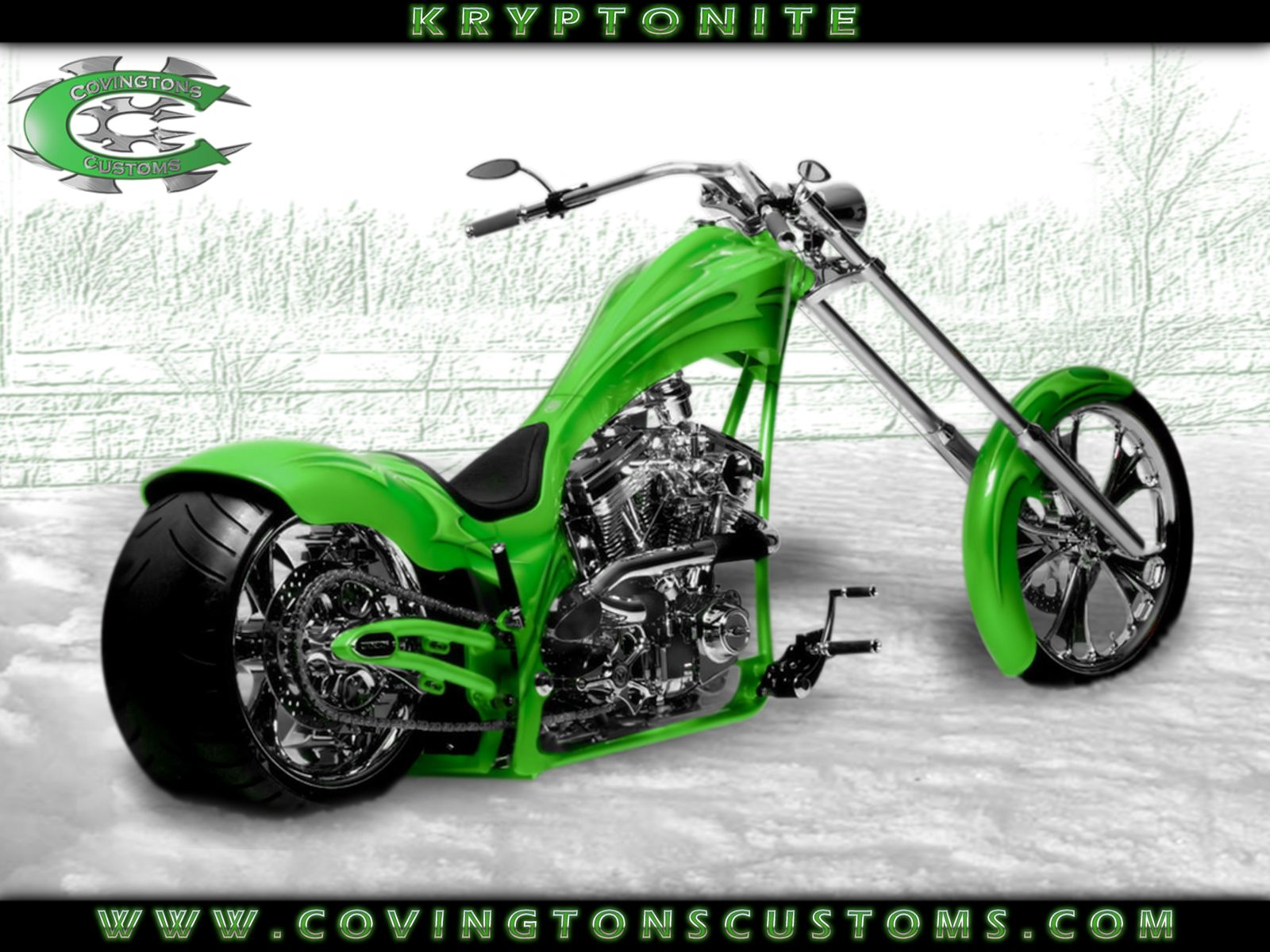 Custom Motorcyles And Cars Covingtons Custom Motorcycle