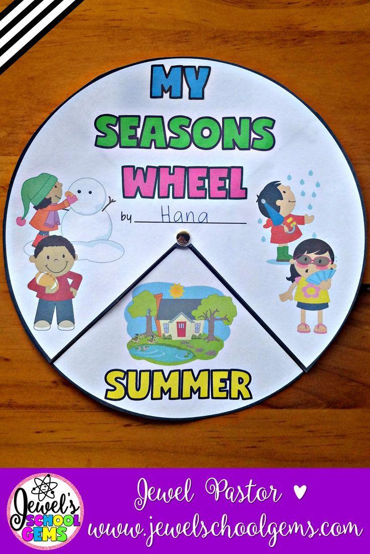 Predownload: Seasons Activities Four Seasons Activities Seasons Craft This Seasons Seasons Activities Science Activities For Kids Four Seasons [ 1102 x 735 Pixel ]