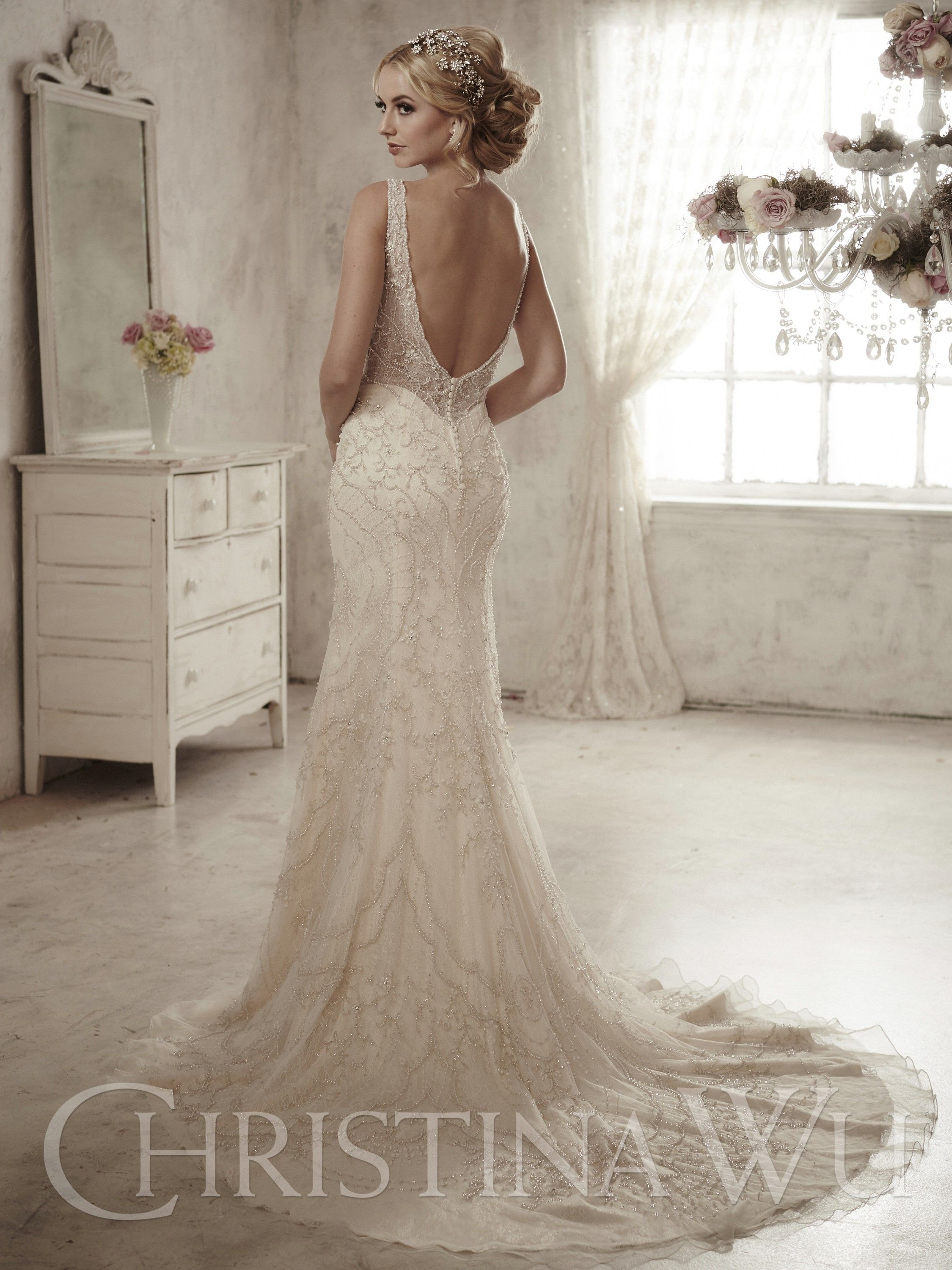 Christina wu wedding dresses style